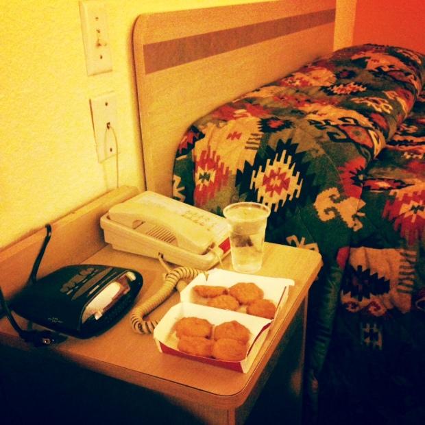 Florida Hotel Room